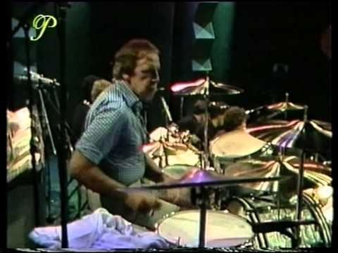 Buddy Rich Big Band - Montreal Jazz Fest Pt 1