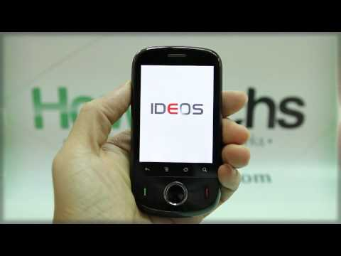 How to Master Reset Huawei IDEOS with Google
