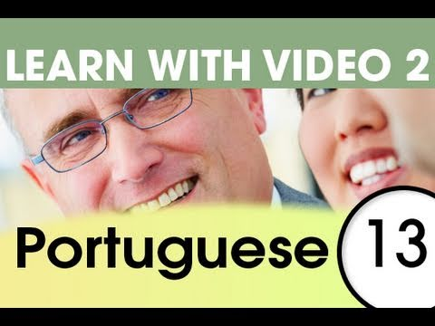 Learn Portuguese with Video - Learning Through Opposites 3
