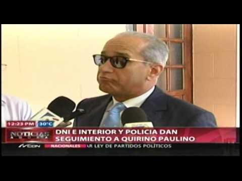 Organismos de seguridad, dispuestos a dar seguridad a Quirino