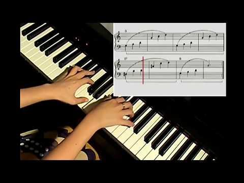 Tự Học Đàn Piano - Bài 9