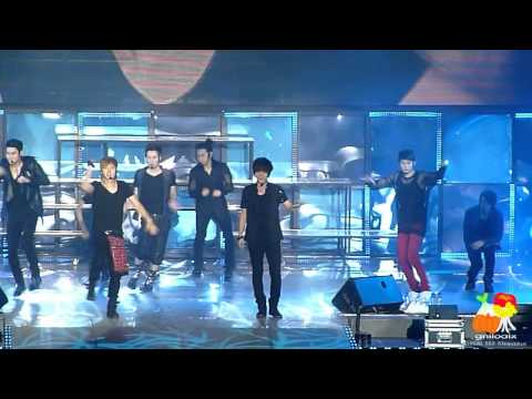 [Fancam] 110130 Super Junior SS3 Singapore - Twins