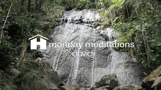 Free Guided Meditation: Water is Life by davidji ~ Monday meditations