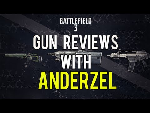 Battlefield 3 Online Gameplay - M60E4 - Weapon Review LIVE COM Part 17