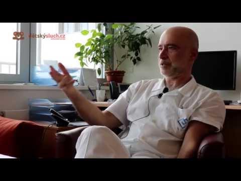 Rozhovor s MUDr. Jiřím Skřivanem, CSc., přednostou Dětské ORL kliniky FN Motol