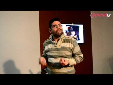 Entrevista a Edgar Sosa, referente de la comunidad sorda