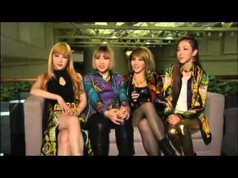 NY1 Interview - 2NE1's US Debut