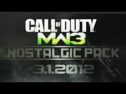 NEW MW3 Map Pack! - Nostalgic DLC - Real or Fake? (Call of Duty Modern Warfare 3)
