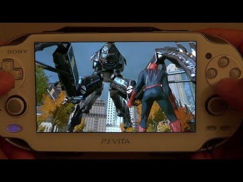 PSVita: The Amazing Spider Man First 2 Missions - UCbFOdwZujd9QCqNwiGrc8nQ