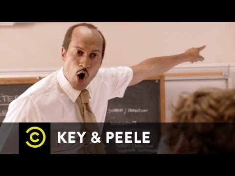 Key &amp; Peele: Substitute Teacher