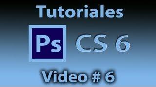 Tutorial Photoshop CS6 (Español) # 6 Herramientas, Zoom, Pincel