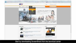 ScreenShare Software Introduction Video