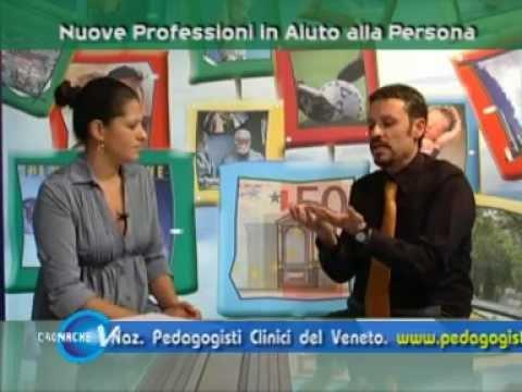 Cronache Venete - Nuove Professioni in Aiuto alla Persona.mpg