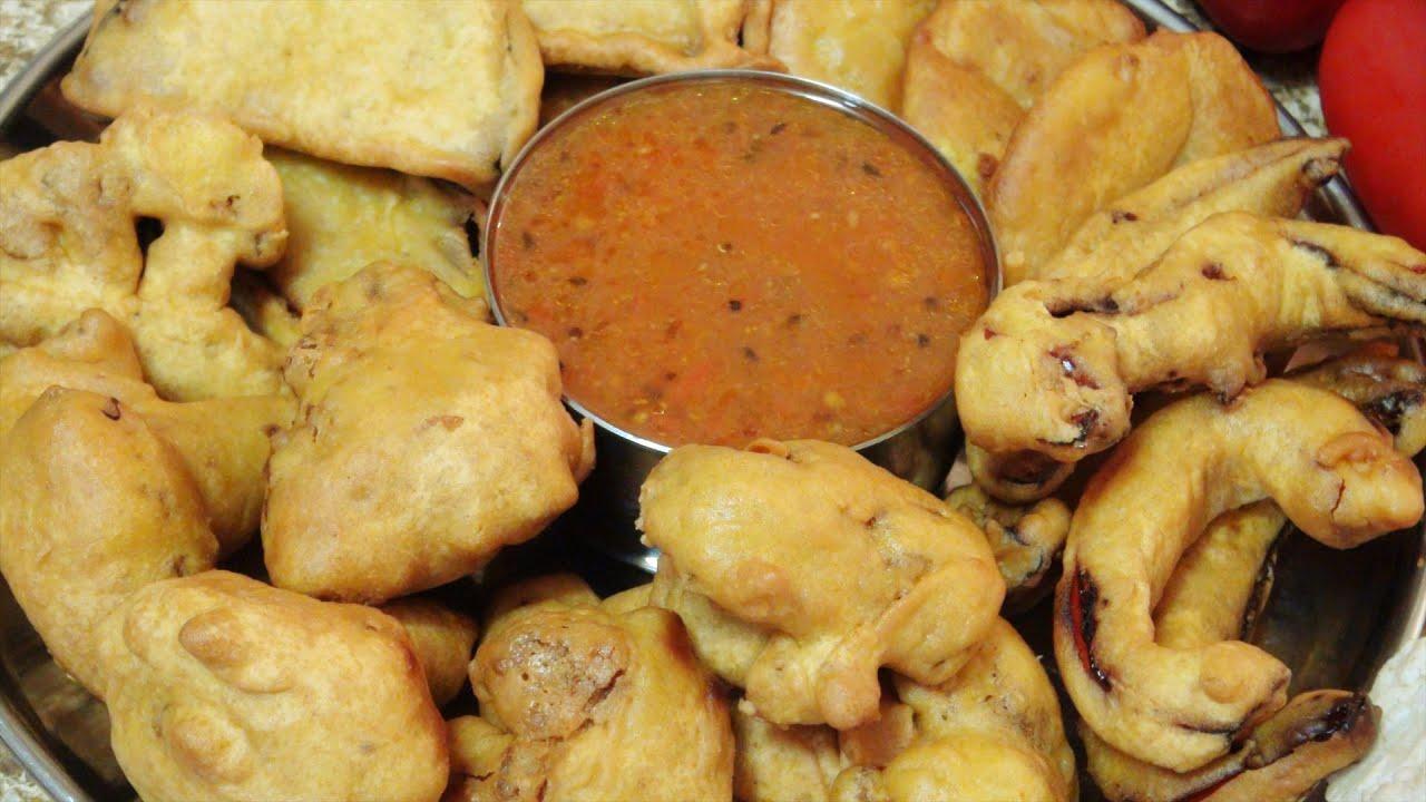 פקורה - ירקות עטופים בקמח חומוס: מבשלים עם ונו