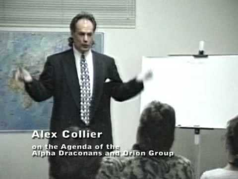 UFO Hypotheses - Alex Collier Volume Two (06 of 24)