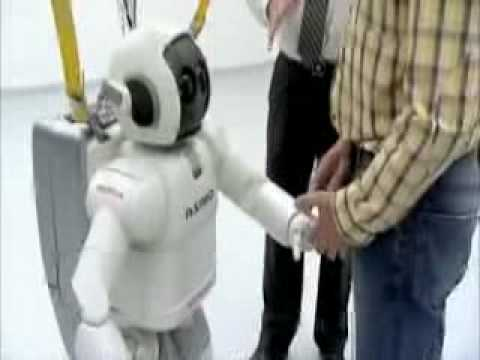 asimo(robot) learning and identifying new objects