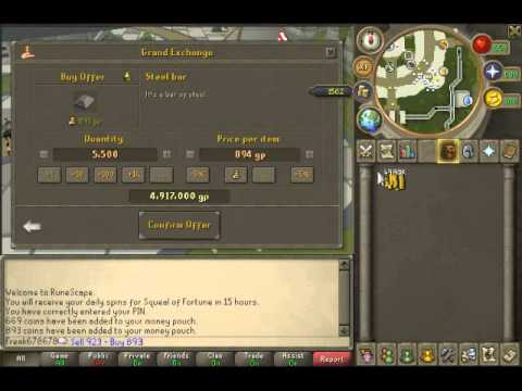 Runescape F2P Money Making Guide 2013 NO SKILLS REQUIRED
