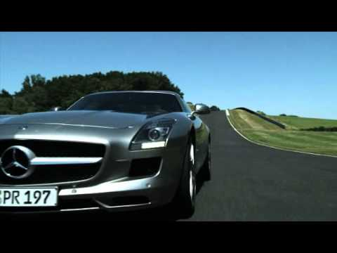 M Benz Trailer SLS PERFORMANCE