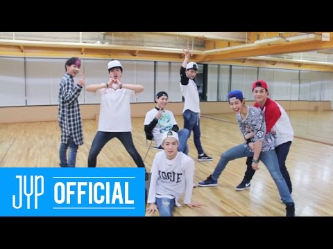 I Like You (Dance Practice Version 2)