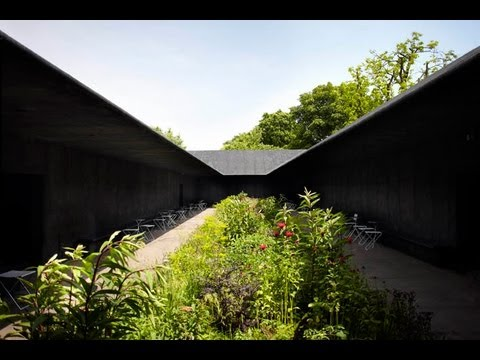 Peter Zumthor & The Serpentine Gallery