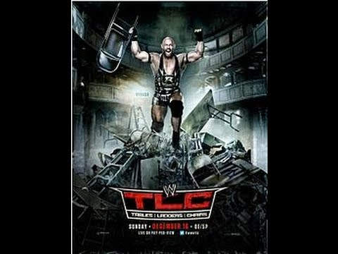 TLC 2012 PPV #WWETLC