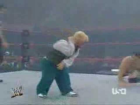 WWE mini royal rumble