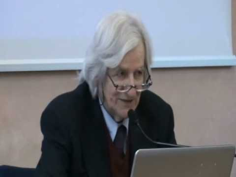 Gianni Degli Antoni Lectio Magistralis parte 1 di 6