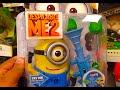 """DESPICABLE ME 2 """"Stuart with Fart Dart Launcher"""" Deluxe Action Figure Minion Stuart TOY REVIEW VIDEO"""