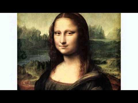 Mona Lisa in motion (art 3d effect)
