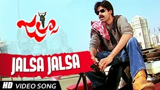 Jalsa Title Full HD Video Song || Jalsa