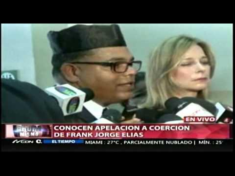 A Frank Jorge Elías no le rasuraron la cabeza