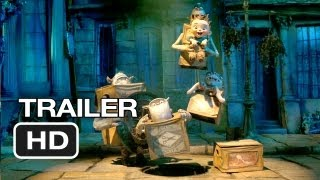 The Boxtrolls Official Trailer (2013) - Simon Pegg Movie HD