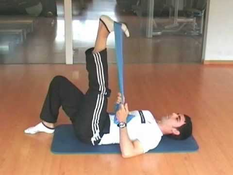 Ejercicios para Hernia Disco-Herniated disc exercises-