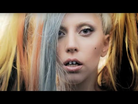 OFFICIAL Director's Cut MUGLER S/S12 Runway feat. Lady Gaga Music(explicit language)