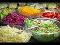 Топ 5 самых быстрых салатов! СМОТРИ СКОРЕЕ!