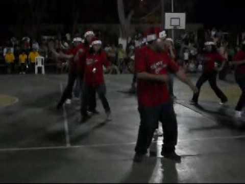 Baile Navideño - Montessori 2009