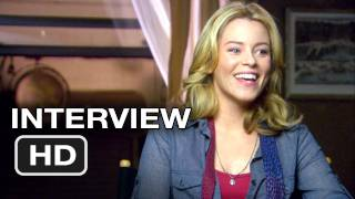 Man on a Ledge - Elizabeth Banks Interview (2012) - HD Movie