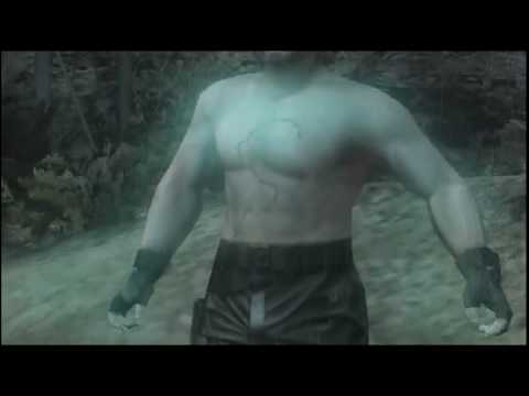 HEAVENS DIVIDE MUSIC VIDEO METAL GEAR SOLID PEACE WALKER Theme Song.