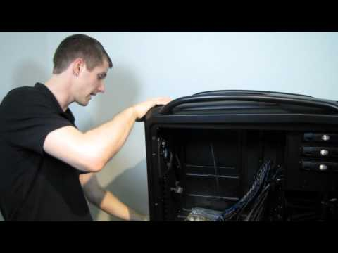 Cooler Master Cosmos II Extreme Gaming Case Unboxing &amp; First Look Linus Tech Tips