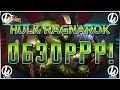 Гладиатор Халк Рагнарек Обзор Марвел Битва Чемпионов Gladiator Hulk Ragnarok Mcoc Marvel