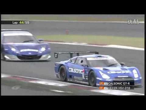 2011 Super GT Rd6 Fuji Race (2/2)