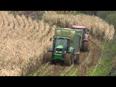 Maize11 - Bobby Opens Up, Rob Gives Deere a Shove!