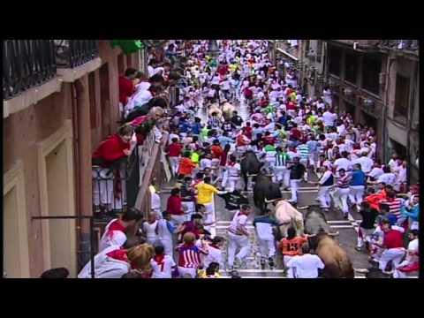 ENCIERRO SANFERMIN: 8 de julio 2007