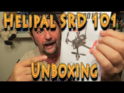 Unboxing: Helipal Storm SRD101 FPV Micro Racing Drone!!! (12.06.2016) - UC18kdQSMwpr81ZYR-QRNiDg