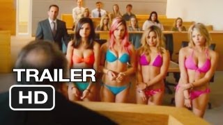 Spring Breakers Official Trailer (2013) - James Franco Movie HD