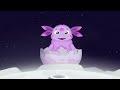 Фрагмент с начала видео - Лунтик и его друзья - 328 серия. Картина