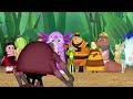 Фрагмент с средины видео - Лунтик и его друзья - 328 серия. Картина