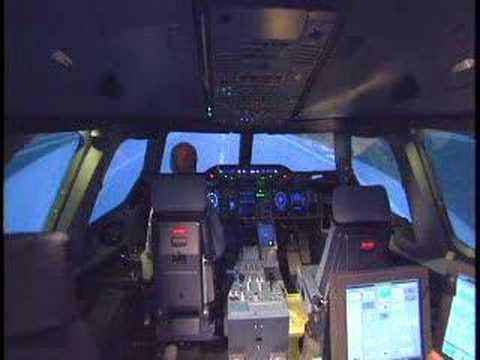 CAE Airbus A380 Simulator