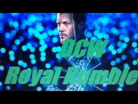 DCW Royal Rumble Offical Poster & Theme