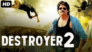 DESTROYER 2 (2019) New Released Full Hindi Dubbed Movie  Nagarjuna Movies In Hindi Dubbed